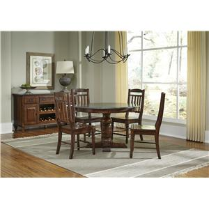 AAmerica Andover Park Dining Room Group