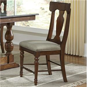 AAmerica Andover Park T-Back Side Chair