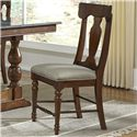 AAmerica Andover Park T-Back Side Chair - Item Number: ADV-AC-2-57-K