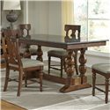AAmerica Andover Park Rectangular Dining Table - Item Number: ADV-AC-6-30-0