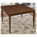 AAmerica Blue Mountain Counter Height Gathering Table - Item Number: BLU-NB-6-75-0