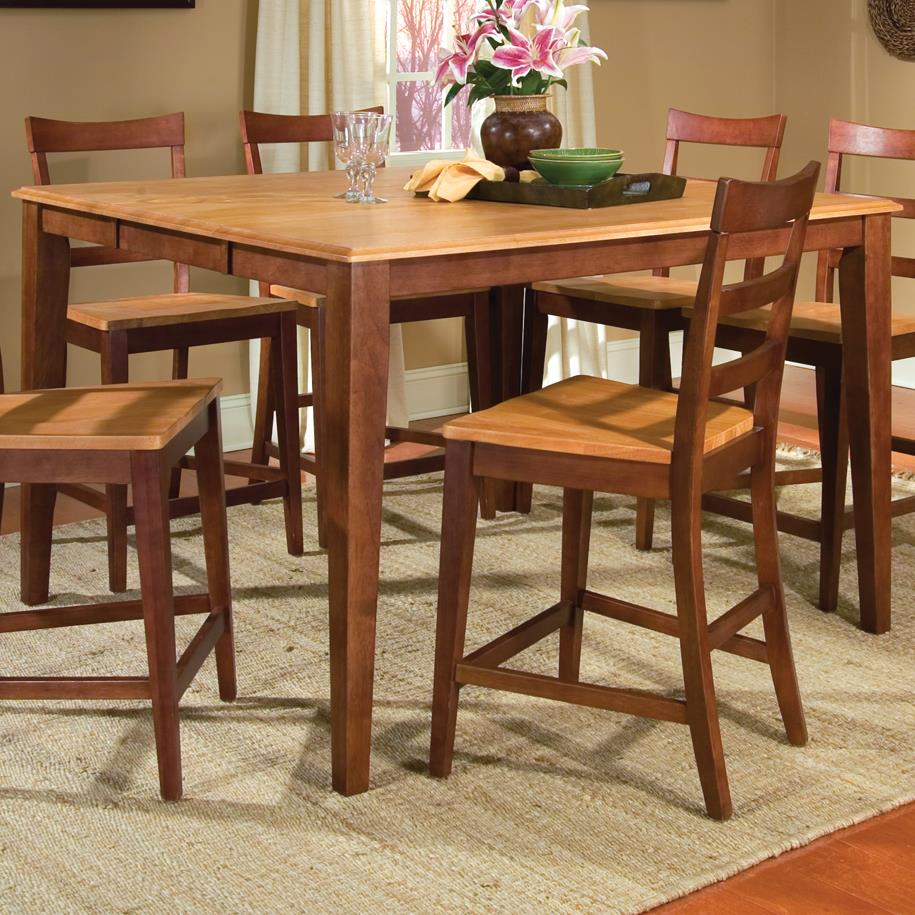 AAmerica Bristol Point Butterfly Gathering Table - Item Number: HC-6-75-0