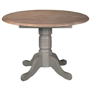 AAmerica Booth Bay Dropleaf Table