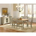 AAmerica British Isles Casual Dining Room Group - Item Number: Casual Dining Room Group 3