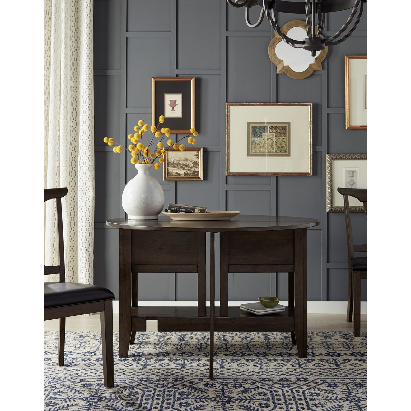 The Dining Room Brooklyn: AAmerica Brooklyn Heights Gate Leg Dining Table With