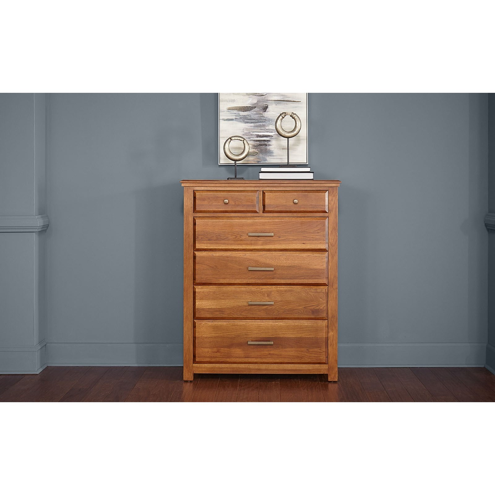 Camas 6-Drawer Chest by A-A at Walker's Furniture