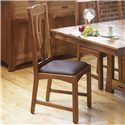 AAmerica Cattail Bungalow Comfort Side Chair - Item Number: CAT-AM-2-67-K