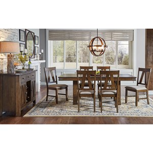 AAmerica Eastwood Dining Casual Dining Room Group