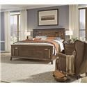 AAmerica Filson Creek King Panel Bed - Item Number: 575335027
