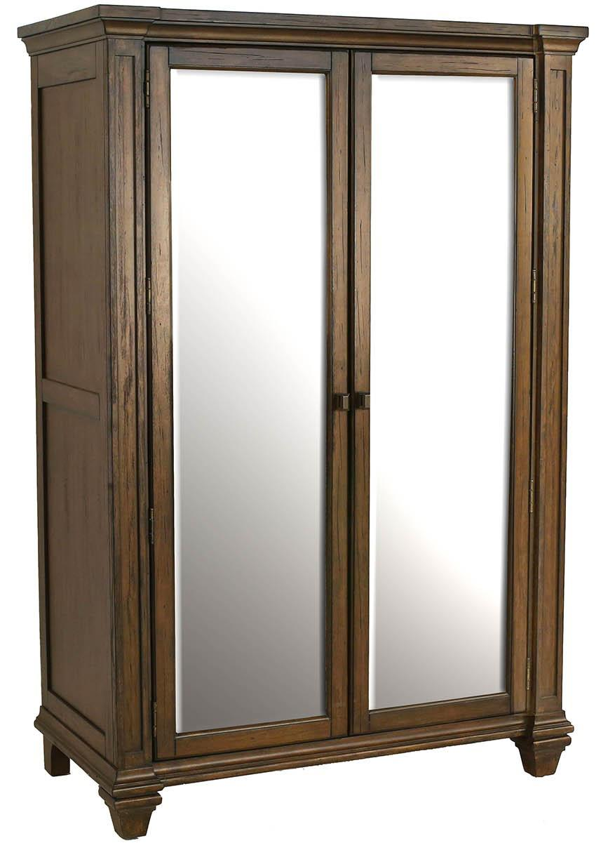 AAmerica Gallatin Wardrobe - Item Number: GLN-TM-5-65-0
