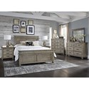 AAmerica Glacier Point Cal King Bedroom Group - Item Number: GLP CK Bedroom Group 1