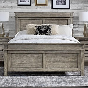AAmerica Glacier Point Queen Panel Bed