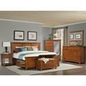 AAmerica Grant Park Queen Bedroom Group - Item Number: GP Q Bedroom Group 3