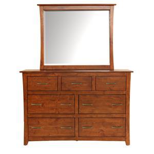 AAmerica Grant Park Dresser & Mirror Set