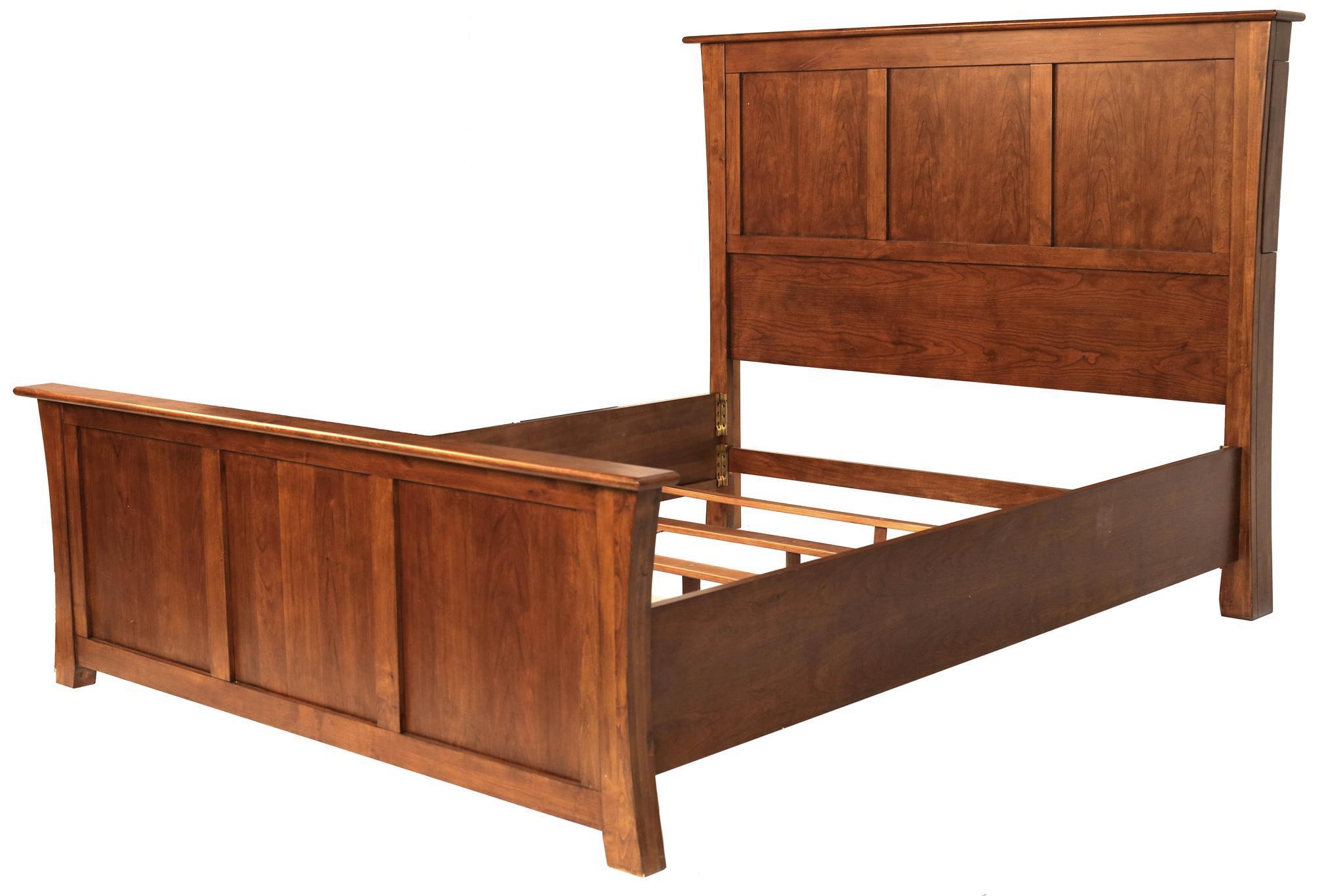 AAmerica Grant Park Queen Panel Bed - Item Number: GPKPE5030