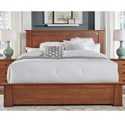 AAmerica Guilford Queen Bed - Item Number: GUA-OA-5-03-0