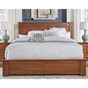AAmerica Guilford King Bed - Item Number: GUA-OA-5-13-0