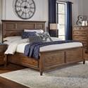 AAmerica Harborside Queen Panel Bed - Item Number: HAB-SV-5-09-0