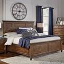 AAmerica Harborside King Panel Bed - Item Number: HAB-SV-5-19-0