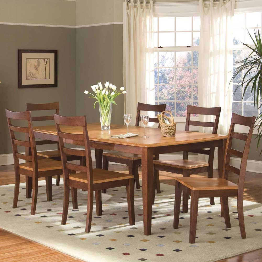 AAmerica Bristol Point Butterfly Leg Table - Item Number: HC-6-32-0