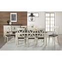 AAmerica Huron Formal Dining Room Group - Item Number: HUR-CO Dining Room Group 5