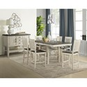 AAmerica Huron Formal Dining Room Goup - Item Number: HUR-CO Dining Room Group 6