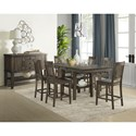 AAmerica Huron Formal Dining Room Goup - Item Number: HUR-WR Dining Room Group 6