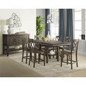 AAmerica Huron Formal Dining Room Group - Item Number: HUR-WR Dining Room Group 9