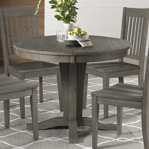 AAmerica Huron Round Pedestal Table