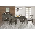 AAmerica Huron Casual Dining Room Group - Item Number: HUR-DG Dining Room Group 2