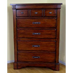 AAmerica Kalispell 5 Drawer Chest