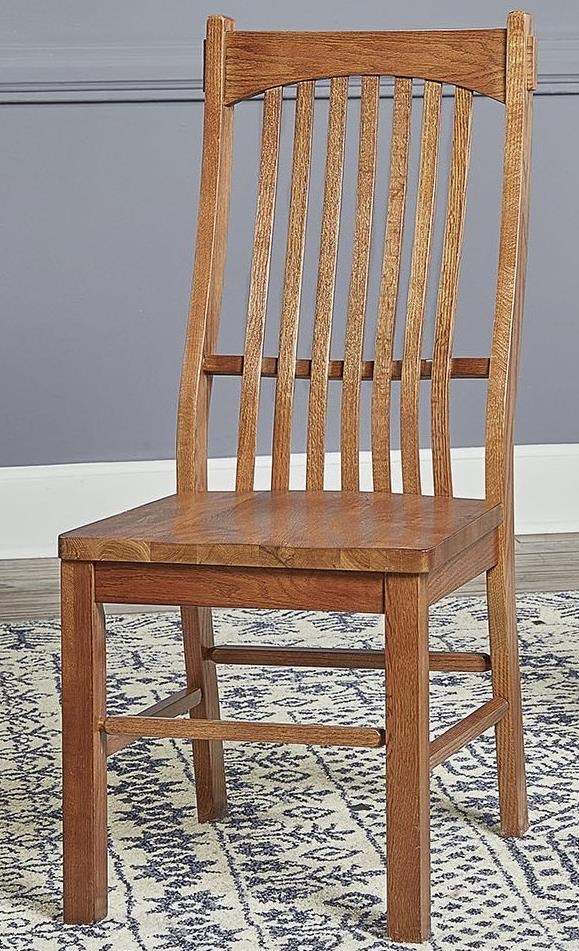 Laurelhurst Side Chair by AAmerica at Dinette Depot