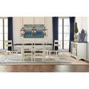 AAmerica Mariposa Formal Dining Room Group - Item Number: CO Dining Room Group 1