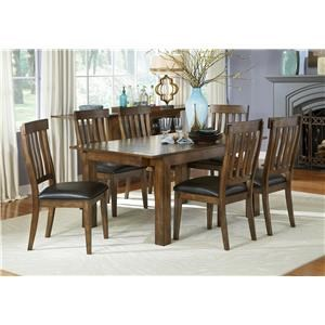 AAmerica Winchester 5-Piece Tables and Chairs Set
