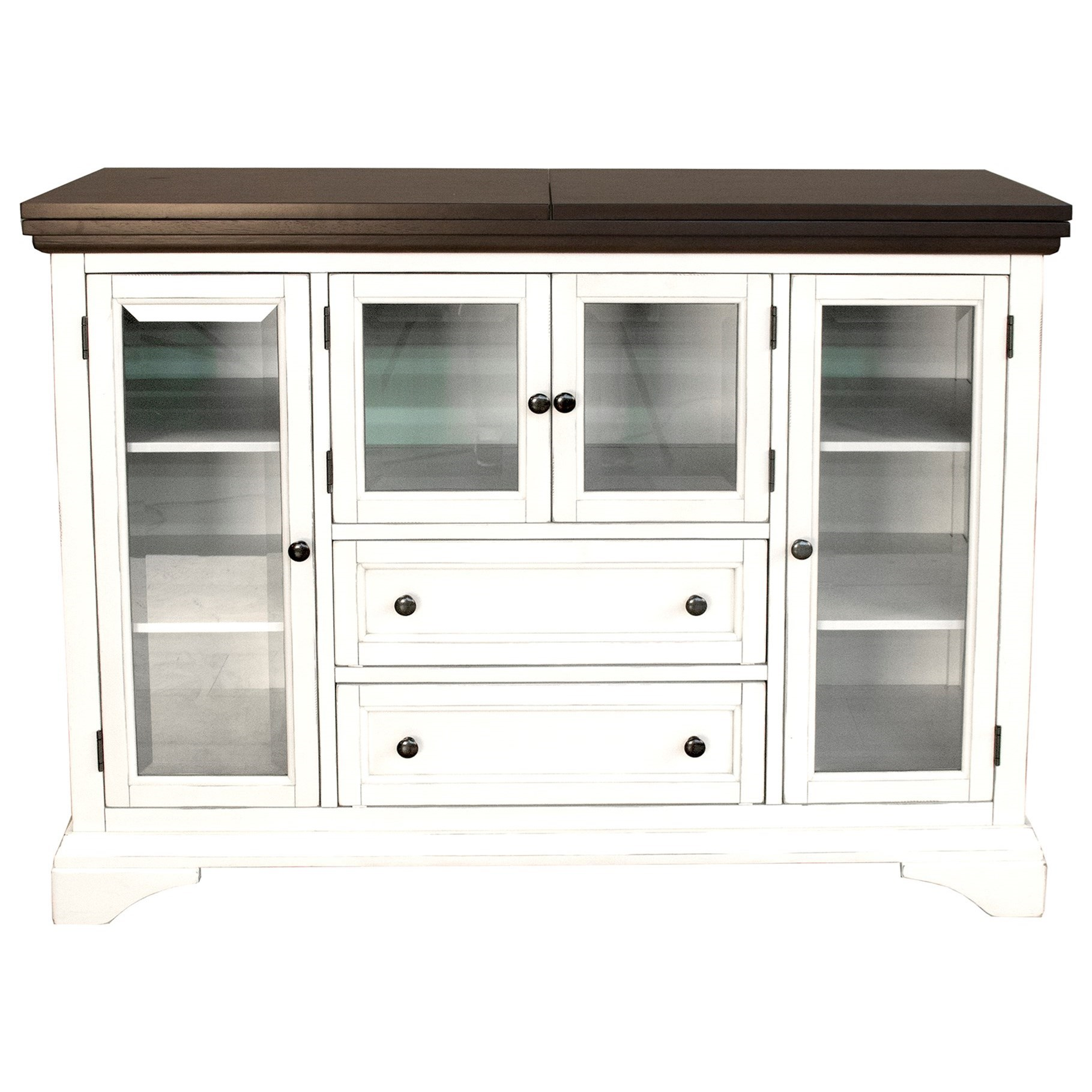 Mariposa Server by AAmerica at Darvin Furniture