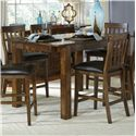 AAmerica Mariposa Gathering Leg Table - Item Number: MRP-RW-6-70-0