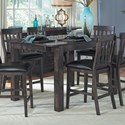 AAmerica Mariposa Gathering Leg Table - Item Number: MRP-WG-6-70-0