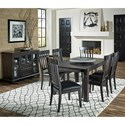 AAmerica Mariposa Dining Room Group - Item Number: WG Dining Room Group 1