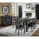AAmerica Mariposa Dining Room Group - Item Number: WG Dining Room Group 2