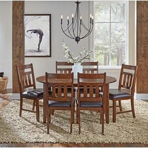 AAmerica Mason 7 Piece Dining Set