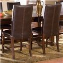 AAmerica Mesa Rustica Side Chair - Item Number: MES-AM-2-69-0