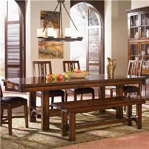 AAmerica Mesa Rustica Dining Table