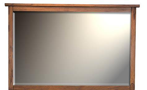 AAmerica Mission Hill Dresser Mirror - Item Number: MIH-HA-5-55-0