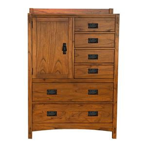 AAmerica Mission Hill Door Chest