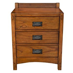 AAmerica Mission Hill Nightstand