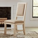 AAmerica Monastery Upholstered Dining Chair - Item Number: MOAPI269K