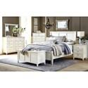 AAmerica Northlake Queen Bedroom Group - Item Number: NRLWT Q Bedroom Group 1