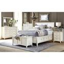 AAmerica Northlake California King Bedroom Group - Item Number: NRLWT CK Bedroom Group 2