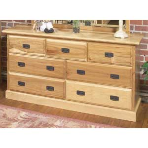 AAmerica Amish Highlands Dresser