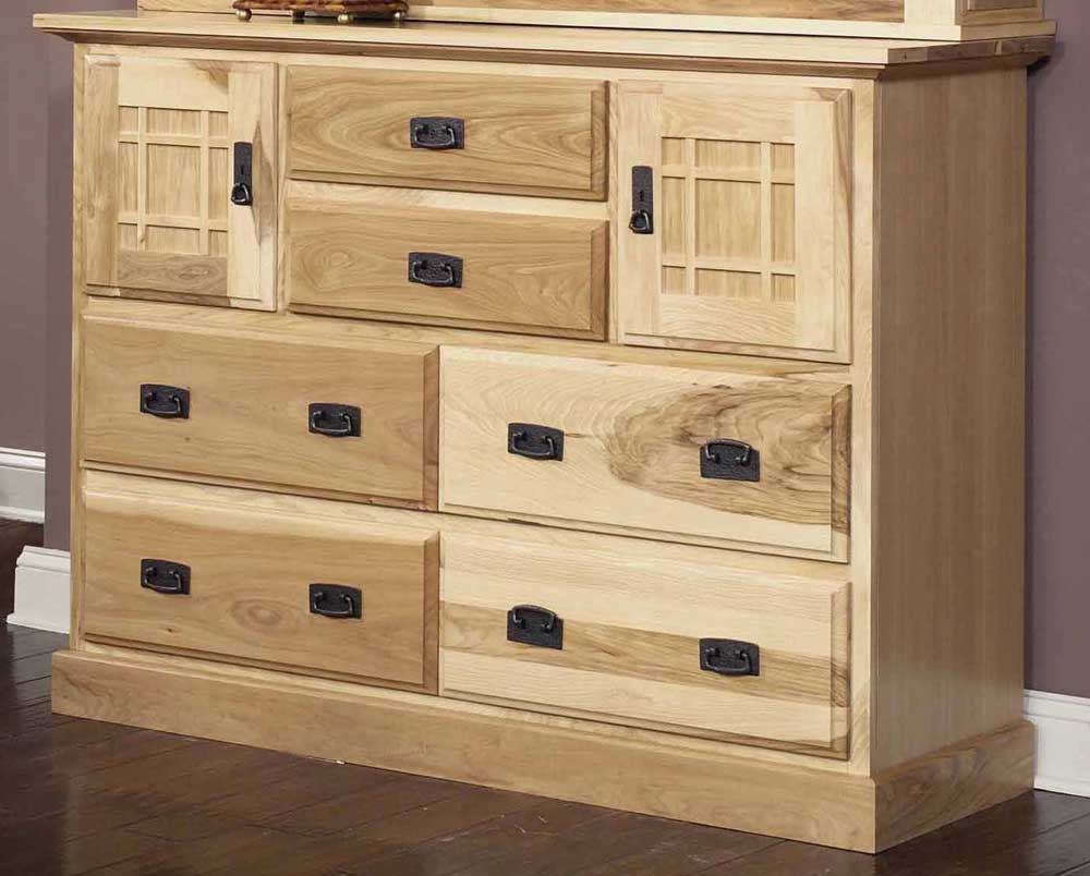 Amish Highlands Mule Chest by AAmerica at Van Hill Furniture